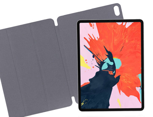 3-fold kickstand magnet case for new iPad Pro 11